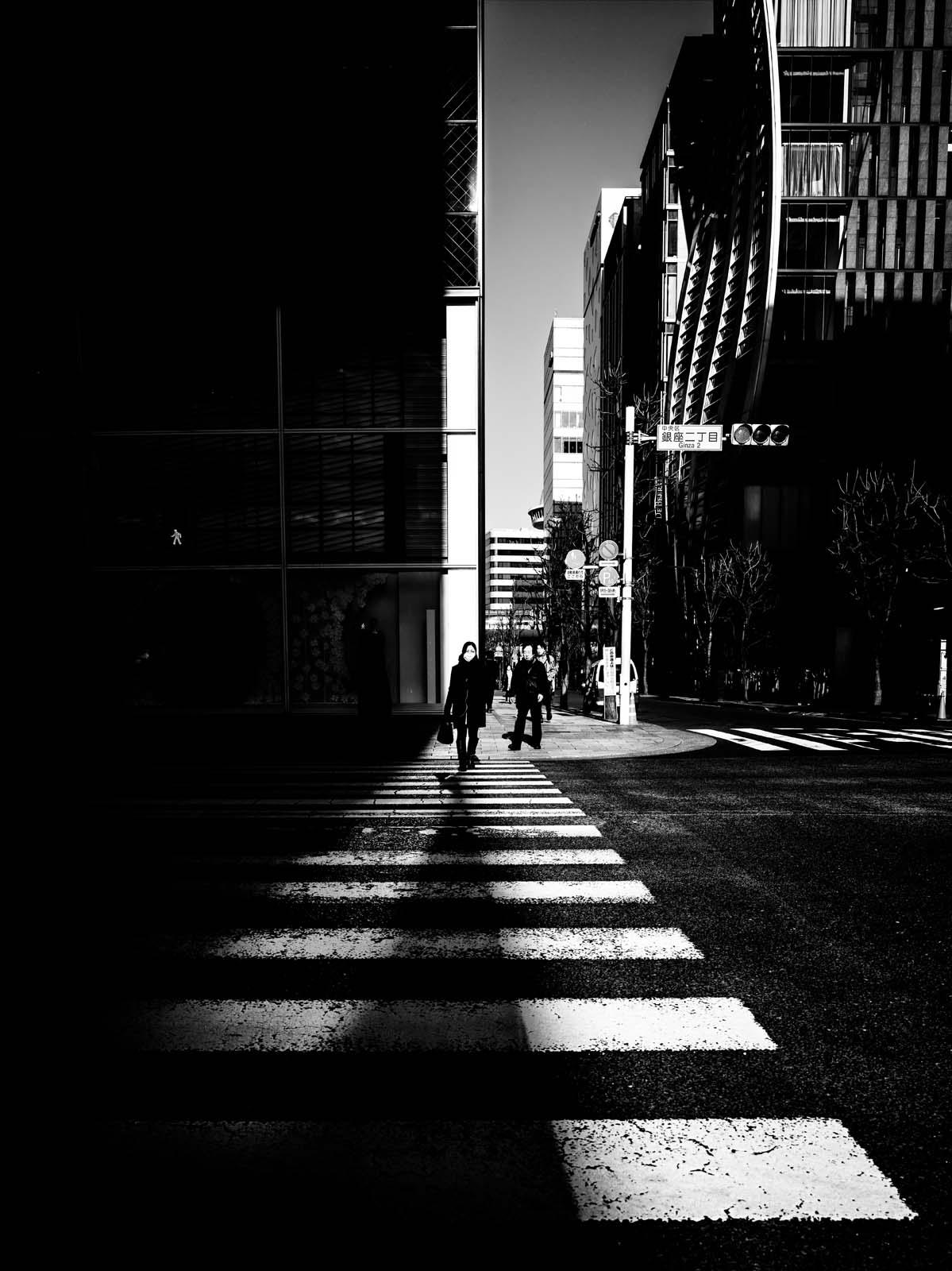 Ginza Sunrise 01