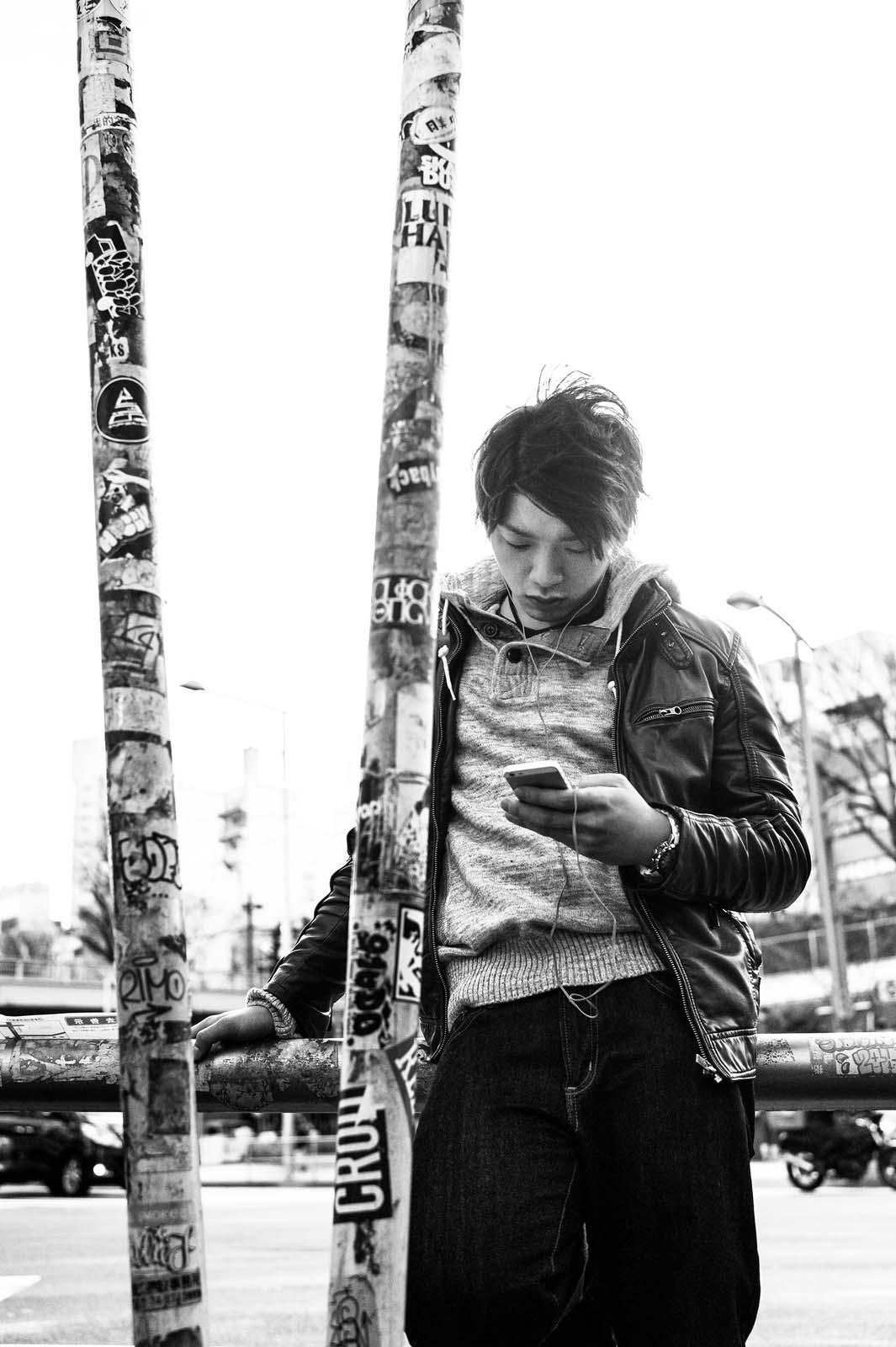 Shibuya boy I
