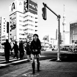 Sumida Lady