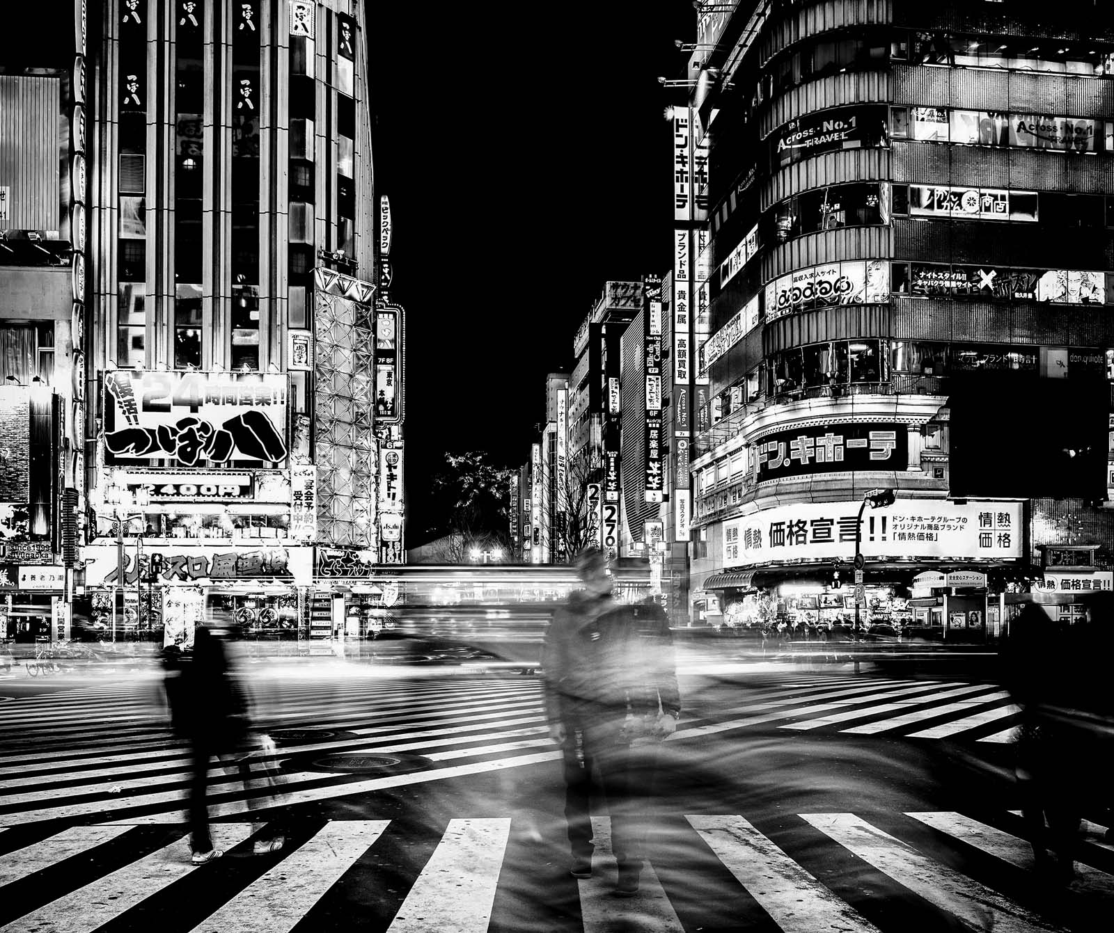Kabukicho Crossing