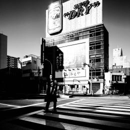 Asakusa crossing